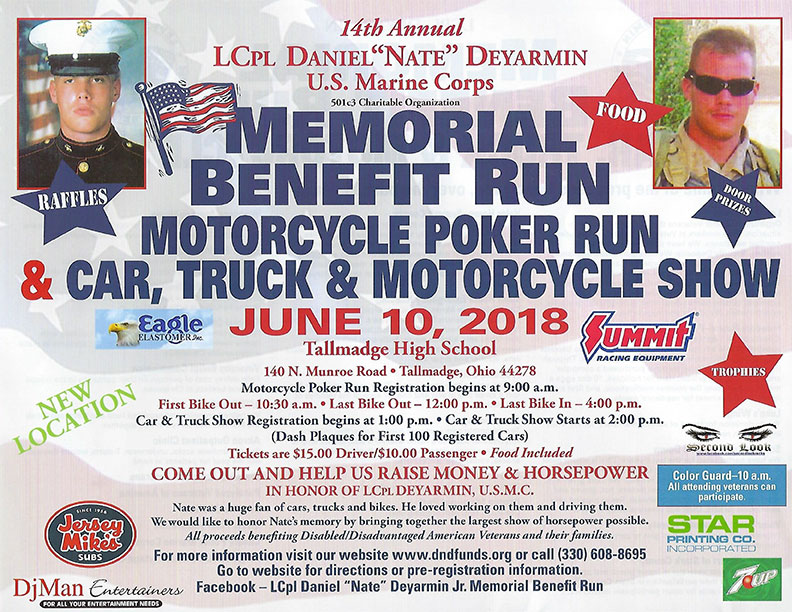 14th Annual Deyarmin