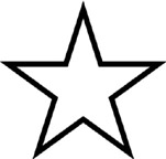 Pin 10 Inch Star Template on Pinterest