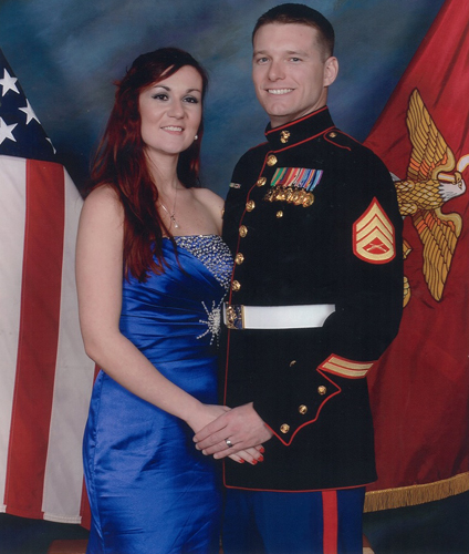 Marine Staff Sergeant Killed in Training Accident