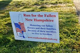 Run for the Fallen - New Hampshire