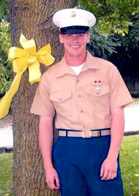LCpl Christopher Dyer