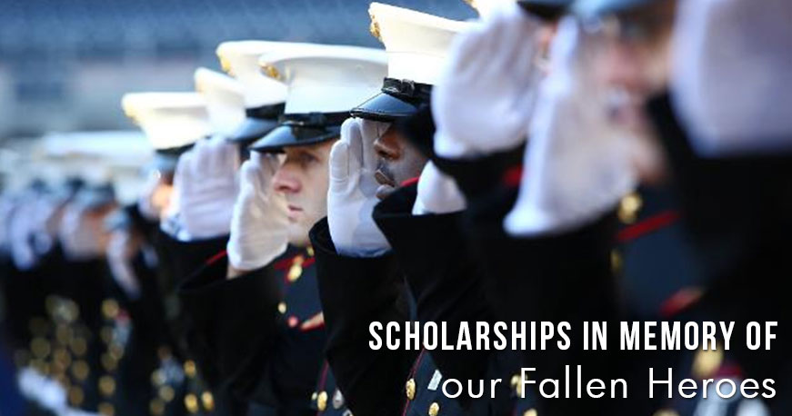 marines saluting in dress blues